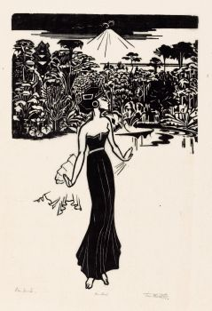 Danseres (1919)