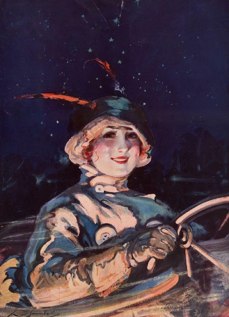 A self-starter (1914)
