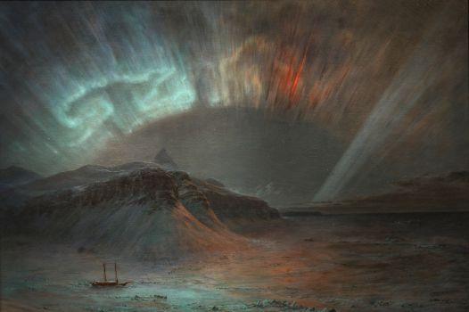 Aurora Borealis, 1865